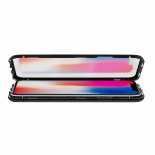 Coque Apple iPhone XS/X Optiguard Infinity Glass Intégrale QDOS
