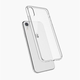 Coque Apple iPhone XR Hybrid QDOS Transparent