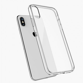 Coque Apple iPhone XS Max Hybrid QDOS Transparent