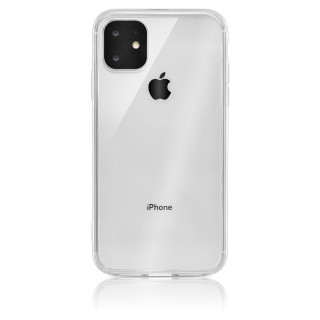 Coque Apple iPhone 11 Pro Max Hybrid QDOS Transparent