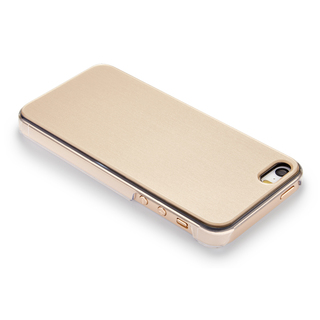 Coque QDOS Apple iPhone 5/5S/SE Smoothies Titanium Champagne