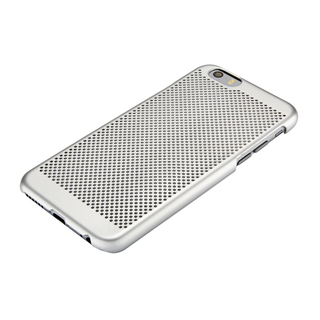 Coque Apple iPhone 6/6s Ozone QDOS Argent