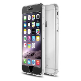 Coque iPhone 6/6s & Protection Ecran Verre Fusion HD QDOS