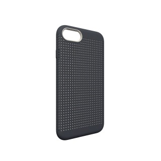 Coque Apple iPhone 7/8 Matrix QDOS Gris Anthracite