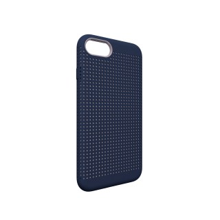 Coque Apple iPhone SE (2020)/8/7 Matrix QDOS Bleu Nuit/Lavande