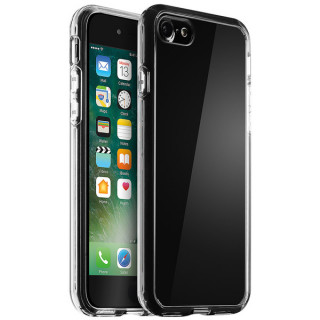 Coque Apple iPhone 7/8 Mirror Case QDOS Noir