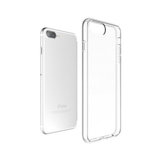 Coque Apple iPhone 6 Plus/6s Plus/7 Plus/8 Plus Hybrid QDOS Transparent