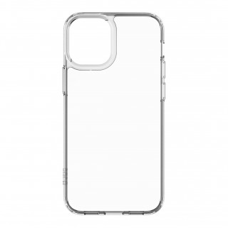 Coque Apple iPhone 12/12 Pro Hybrid QDOS Transparent