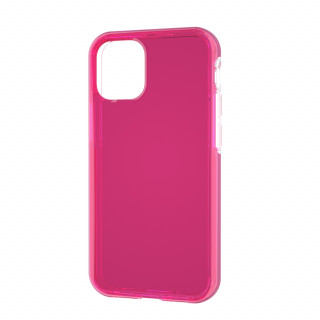Coque Apple iPhone 12/12 Pro Hybrid Neon QDOS Rose