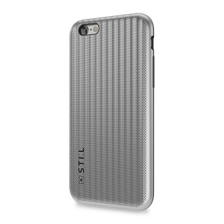 Coque iPhone 6/6s Stil Mind Jet Set Argent