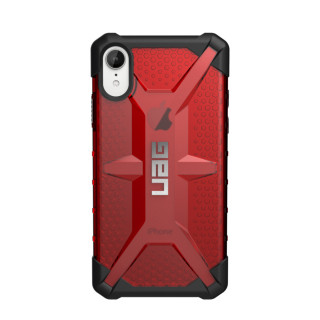 Coque Renforcée Apple iPhone XR UAG Plasma Magma