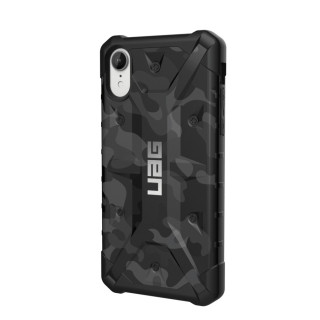 Coque Renforcée Apple iPhone XR UAG Pathfinder Midnight Camo