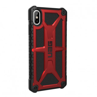 Coque Apple iPhone XS Max UAG Monarch Rouge