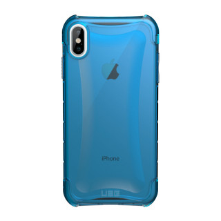 Coque Renforcée Apple iPhone XS Max UAG Plyo Glacier