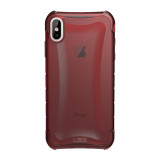 Coque Renforcée Apple iPhone XS Max UAG Plyo Crimson