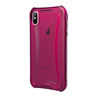 Coque Renforcée Apple iPhone XS Max UAG Plyo Rose