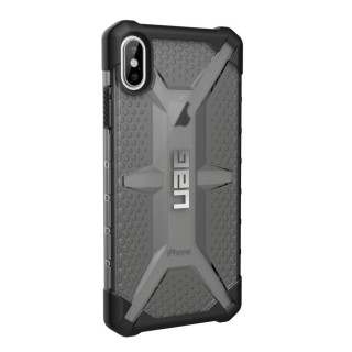 Coque Renforcée Apple iPhone XS Max UAG Plasma Ash