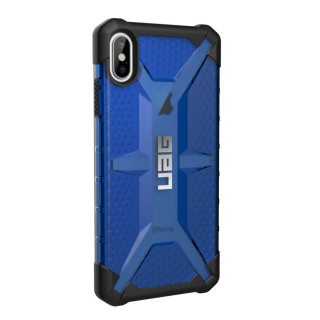 Coque Renforcée Apple iPhone XS Max UAG Plasma Cobalt