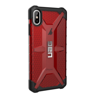 Coque Renforcée Apple iPhone XS Max UAG Plasma Magma
