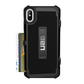 Coque Renforcée CC Apple iPhone XS Max UAG Trooper Noir