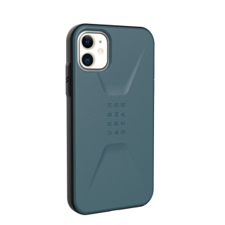 Coque Apple iPhone 11 UAG Civilian Ardoise