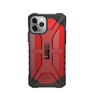 Coque Renforcée Apple iPhone 11 Pro Max UAG Plasma Rouge Magma