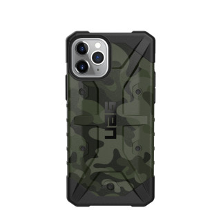 Coque Renforcée Apple iPhone 11 Pro Max UAG Pathfinder Forest Camo