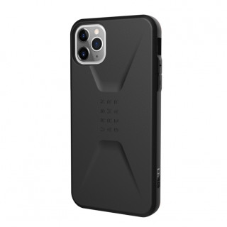 Coque Apple iPhone 11 Pro Max UAG Civilian Noir
