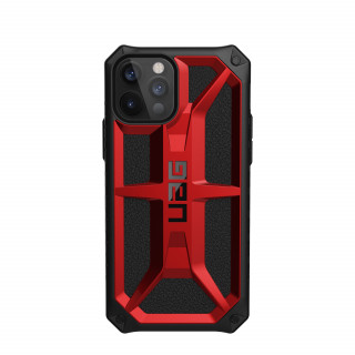 Coque Apple iPhone 12/12 Pro UAG Monarch Rouge Crimson