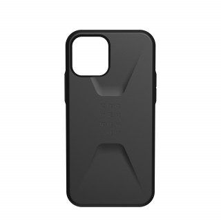 Coque Apple iPhone 12/12 Pro UAG Civilian Noir