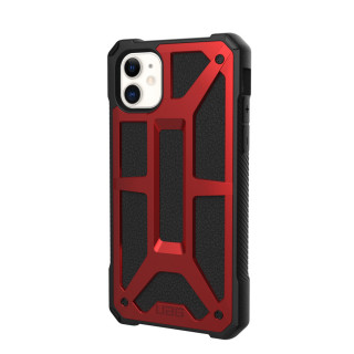Coque Apple iPhone 11 UAG Monarch Rouge Crimson