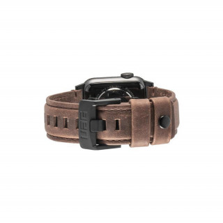 Bracelet Apple Watch Cuir Marron 38/40mm UAG
