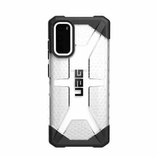 Coque Renforcée Samsung Galaxy S20 UAG Plasma Transparent Ice