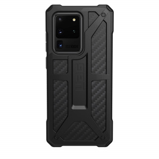 Coque Samsung Galaxy S20 Ultra UAG Monarch Noir/Fibre Carbone