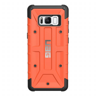 Coque Renforcée Samsung Galaxy S8 UAG Pathfinder Orange