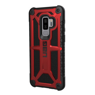 Coque Samsung Galaxy S9 Plus UAG Monarch Rouge