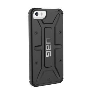 Coque Renforcée Apple iPhone 5/5S/SE UAG Noir