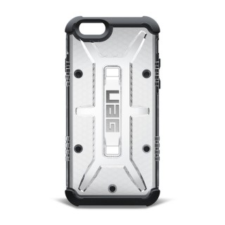 Coque Renforcée Apple iPhone 6/6s UAG Ice Transparent