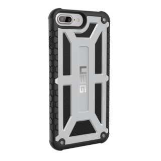 Coque Apple iPhone 7 Plus/6s Plus/6 Plus UAG Monarch Platinum