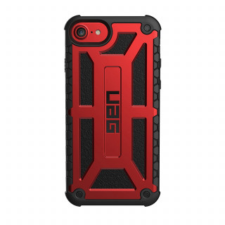 Coque Apple iPhone SE (2020)/8/7/6s/6 UAG Monarch Rouge