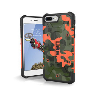 Coque Renforcée Apple iPhone 7 Plus/8 Plus/6s Plus/6 Plus UAG Pathfinder Rust Camo