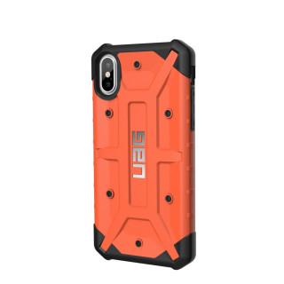 Coque Renforcée Apple iPhone XS/X UAG Pathfinder Orange