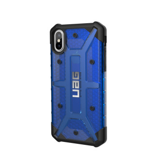 Coque Renforcée Apple iPhone XS/X UAG Plasma Bleu