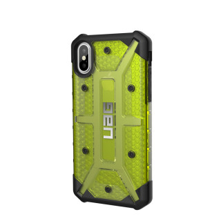 Coque Renforcée Apple iPhone XS/X UAG Plasma Jaune