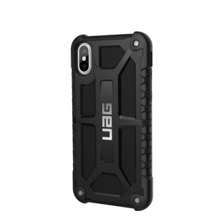 Coque Apple iPhone XS/X UAG Monarch Noir