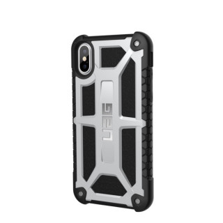 Coque Apple iPhone XS/X UAG Monarch Platinum