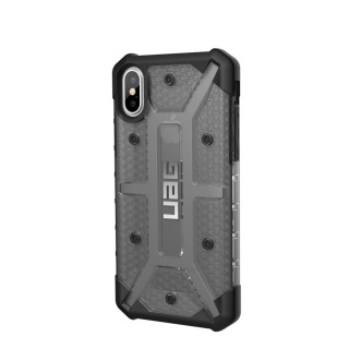 Coque Renforcée Apple iPhone XS/X UAG Plasma Gris
