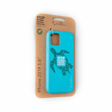 Coque Apple iPhone 11 Pro Wilma Stop Ocean Plastic Pollution Turtle