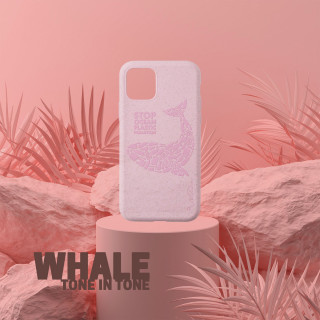 Coque Apple iPhone 11 Wilma Tone In Tone Whale