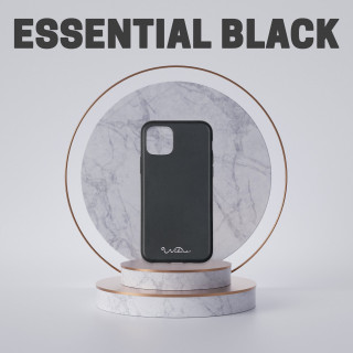 Coque Apple iPhone 11 Wilma Essential Eco Fashion Noir